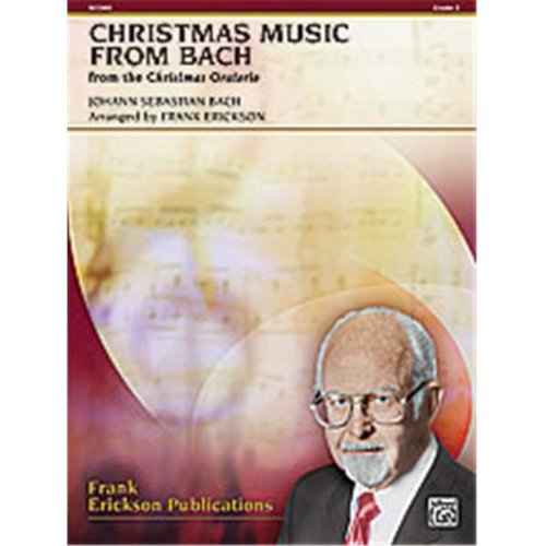 Alfred 00-29911 CHRISTMAS MUSIC FROM BACH-FEP