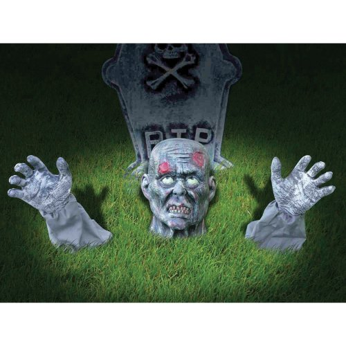Zombie Lawn Halloween Decorations | Halloween Party Decorations