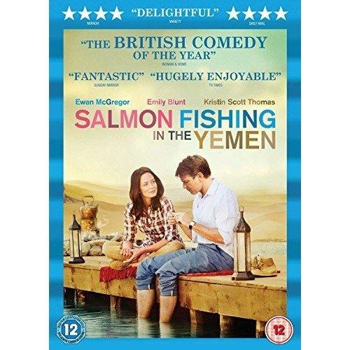 Salmon Fishing In The Yemen DVD [2012]