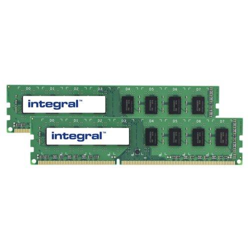 Integral IN3T2GNZNIXK2 4GB PC RAM MODULE KIT DDR3 1333MHZ