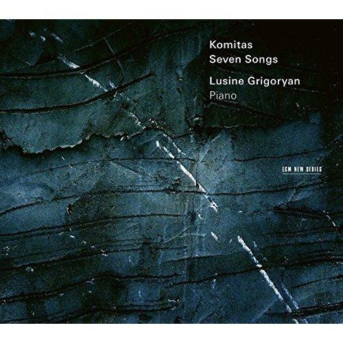 Lusine Grigoryan - Komitas: Seven Songs [CD]