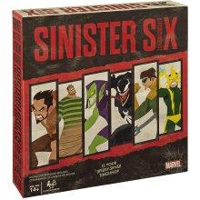 Marvel Sinister Six,Spider-Man Villains Heist Card Game,Teens & Adults