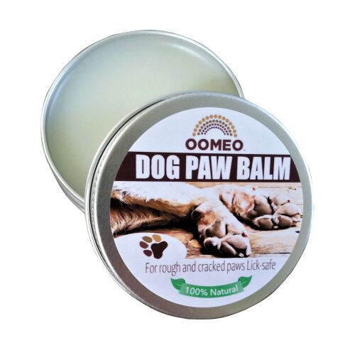 Dog Paw Balm, Cream, Butter, for dry rough cracked paws 30ml