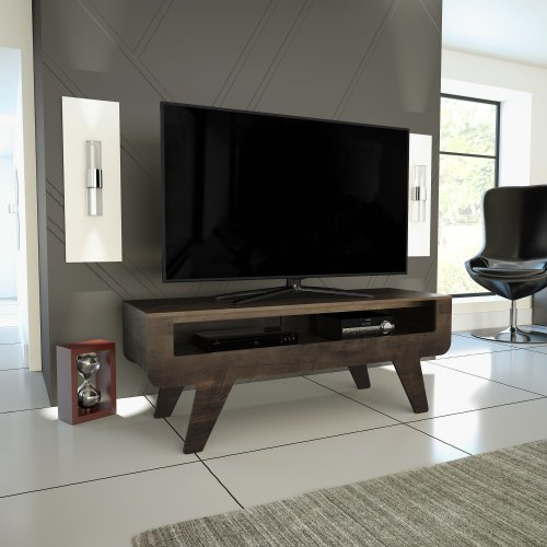 Mahara Tapered Leg TV Stand - for TVs up to 60""