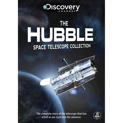 The Hubble - Space Telescope Collection [DVD] 5 Discs