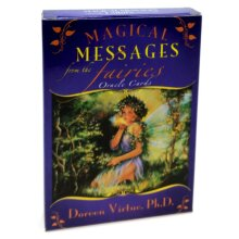 Magical Messages From The Fairies By Doreen Virtue Oracle Deck Card Tarot Psych