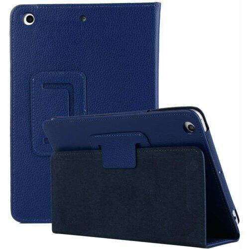 "( Dark Blue) Leather Wallet Flip Case Cover For Apple iPad 10.2"" 2020 8th Gen"