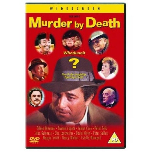 Murder By Death DVD [2014]