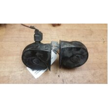 Ford Focus Mk2 2004-2018 Set Of Twin Horn High & Low 0055306 - Used