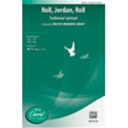 Alfred 00-46343 Traditional Spiritual Roll, Jordan, Roll