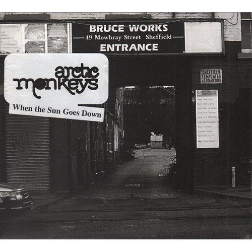 When The Sun Goes Down - Arctic Monkeys CDS