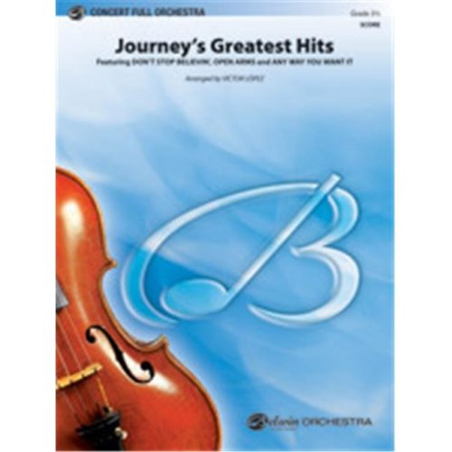 Alfred 00-38454 JOURNEYS GREATEST HITS-PCF