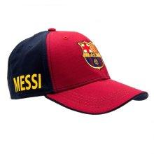 FC Barcelona Messi Touch Fastening Baseball Cap