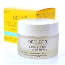 Decleor Hydra Floral Everfresh Skin Hydrating Cream Light 50ml