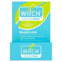 Witch Naturally Clear Blemish Stick, 10g