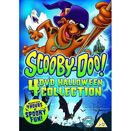 Scooby Doo - Halloween Quad DVD [2016]