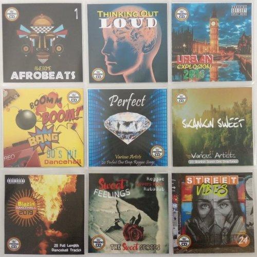 Party Pack Mega 9CD Pack