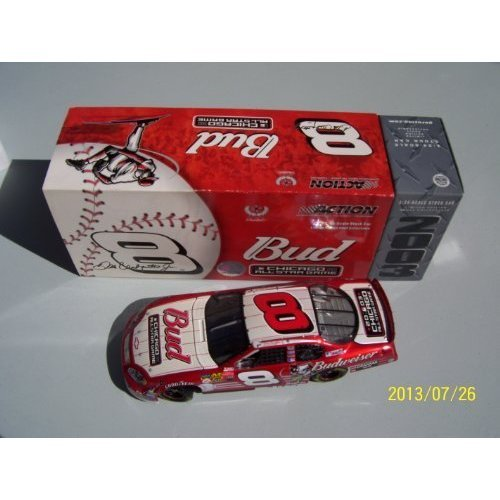2003 Dale Earnhardt Jr 8 Budweiser Chicago All Star Allstar Game Monte Carlo 1 24 Scale Action Racing Collectables