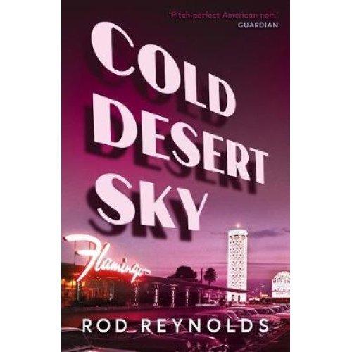 Cold Desert Sky