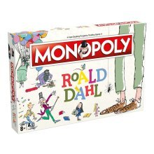 Monopoly Roald Dahl Edition Board Game