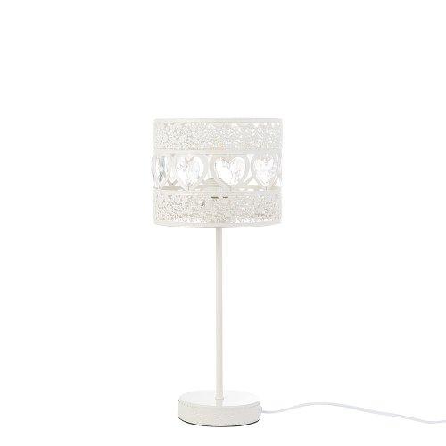 Table Lamp Metal Creme NAMSEN