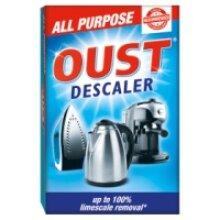 Oust All Purpose Descaler 3 x 25ml (6 x 3x25ml)
