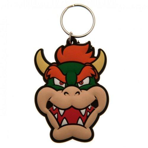 Super Mario Bowser Keyring