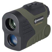 Bresser WP/OLED 6 x 24-800 m Laser Rangefinder and Speedmeter