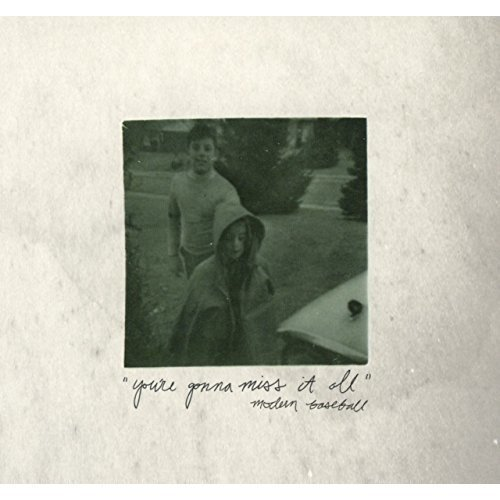 Modern Baseball - Youre Gonna Miss It All [CD]