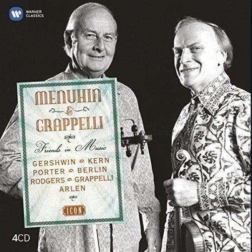 Yehudi Menuhin - Menuhin and Grappelli: Friends in Music [CD]