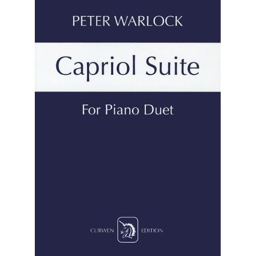 Capriol Suite (Piano Duet)