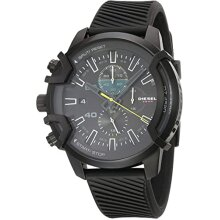 Diesel Mega Chief Men's Watch Chronograph DZ4520,New with Tags