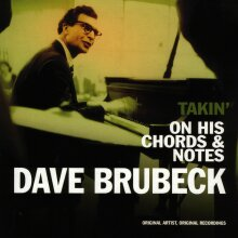 Takin' On His Chords And Notes - Dave Brubeck - CD - Used