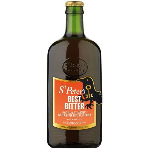 St Peter's Best Bitter 3.7% - 12x500ml