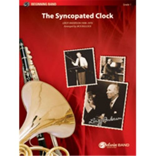Alfred 00-38316 SYNCOPATED CLOCK-PBB