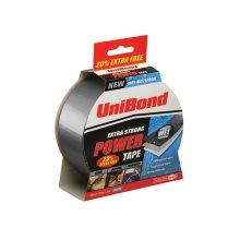 Unibond 1418423 Powertape Silver 50mm x 25m + 20% free