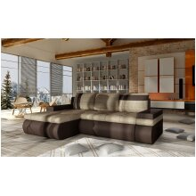 Corner Sofa Bed With Storage Right or Left Hand Facing