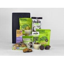 Vegan Hampers - Vegan Gift Box with Plant Based Food Items