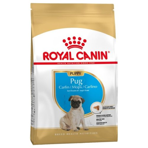 Royal Canin Pug Puppy Dry Food Economy Pack 3 x 1.5kg bag