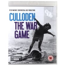 Culloden / The War Game Blu-Ray + DVD [2016]