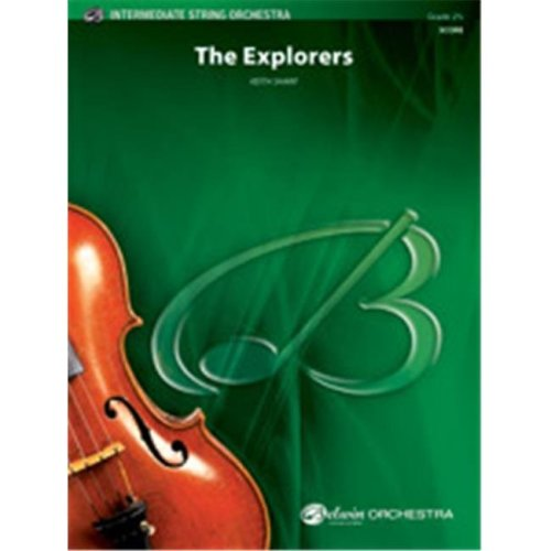 Alfred 00-42077 EXPLORERS, THE-BIS