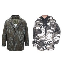 New Alpha Industries Usa Military Army M65 Jacket