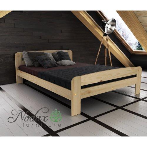 New Wooden Furniture Pine Super King Size Bedframe UK 6ft - F2