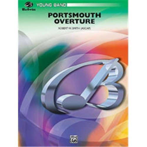 Alfred 00-BD00812 PORTSMOUTH OVERTURE-CB