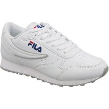 Fila Orbit Low Wmn 1010308-1FG Womens White sneakers Size: 3.5 UK