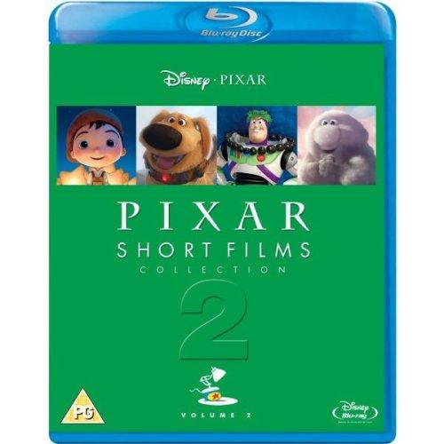 The Pixar Short Film Collection - Volume 2 Blu-Ray [2012]
