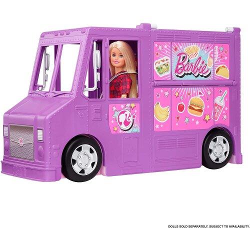 Mattel Barbie Career Doll Food Truck Playset