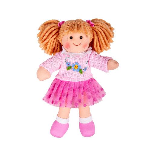 Bigjigs Toys Jasmin 25cm Soft Rag Doll