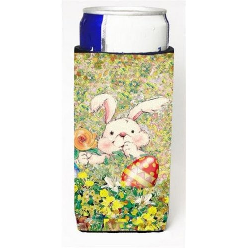 Easter Bunny & Eggs Michelob Ultra Can coolers for Slim Cans