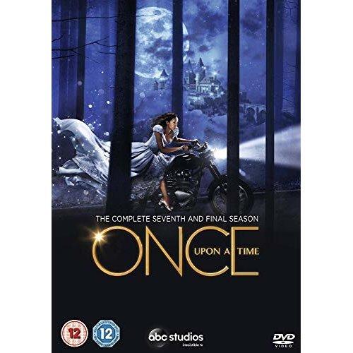 Once Upon A Time Season 7 DVD [2018]